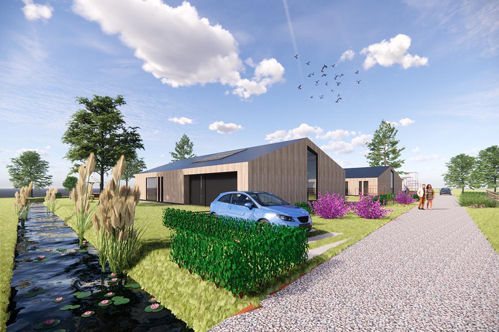 Vastgoedproject Terbregsepark Rotterdam - Property Ideas